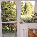 Küchenausgang zur Terrasse